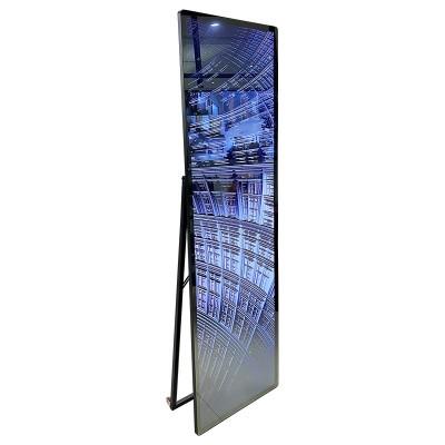 68寸条形全面屏水牌广告机